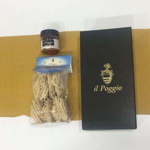 Confezione regalo Pici al ragù di Cinta Senese DOP