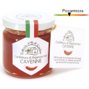 Confettura di Peperoncino Cayenne