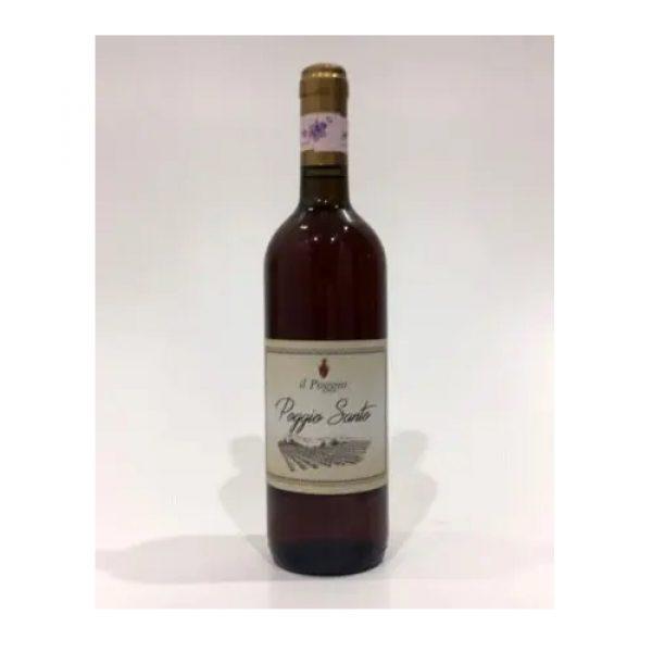 Vino liquoroso toscano Poggio Santo
