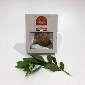 Maialino Cotto al Forno Confezione in Box da 250 gr.
