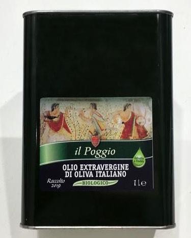 Vendita Online Olio Extravergine di Oliva Toscano