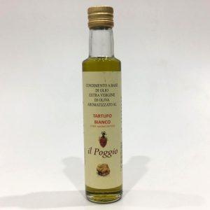Olio extravergine di oliva al tartufo bianco