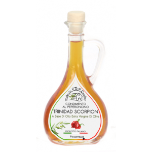 Condimento al peperoncino Trinidad Scorpion