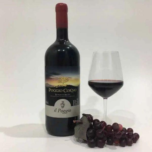 Vino Rosso DOC Toscano
