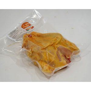 Pollo Free Range del Poggio Intero a Busto confezionato in box da 1.4 kg. Sottovuoto