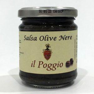 Salsa Olive Nere