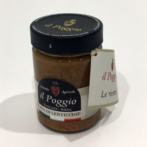 Zuppa di Lenticchie Confezione da 320 gr.