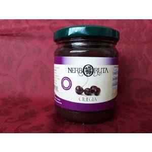 Composta di ciliegia 100% naturale