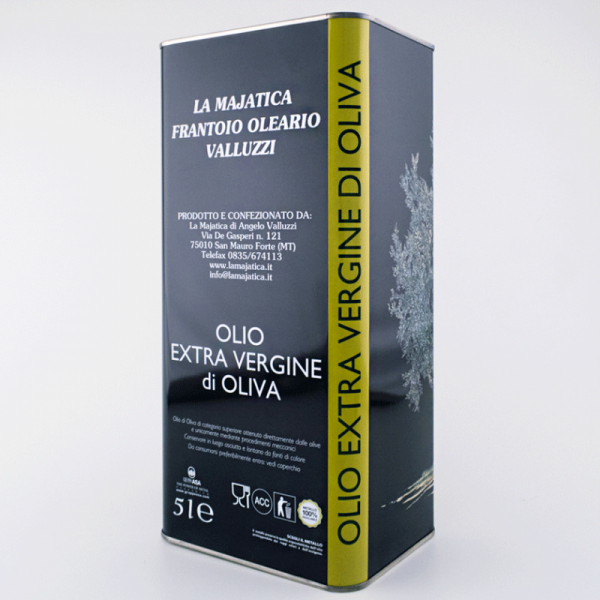 Olio Extra Vergine di Oliva 5 lt.
