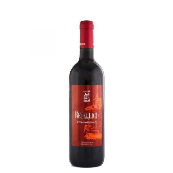 vino rosso conero