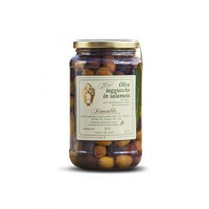 le migliori olive taggiasche