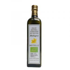 olio biologico umbria Metelli