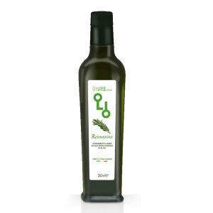 Olio di oliva al rosmarino