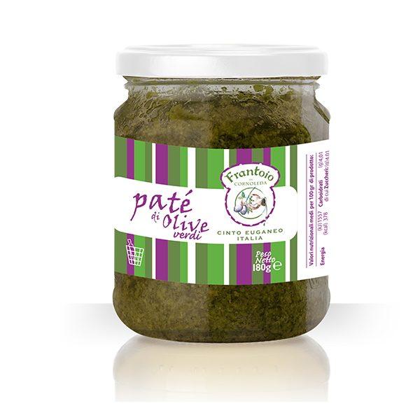 Patè di olive verdi online