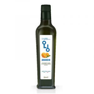 olio aromatizzato all'arancia