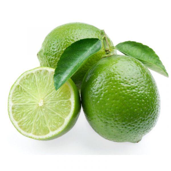 Lime buccia edibile