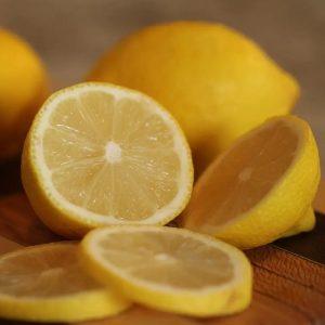 Limoni buccia edibile
