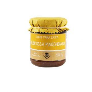Confettura extra di Albicocca Marchigiana