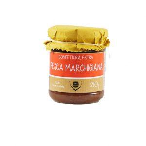 Confettura extra di Pesca Marchigiana