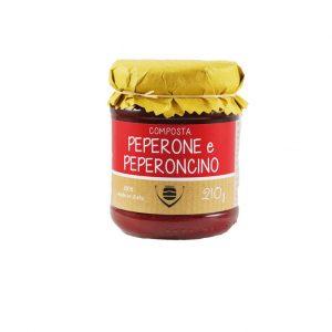 Composta di Peperone e Peperoncino