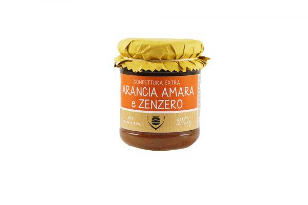 Confettura extra di Arancia Amara e Zenzero