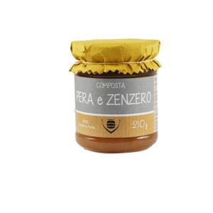 Composta di Pera e Zenzero
