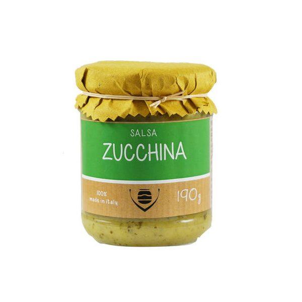 Salsa di zucchine marchigiane