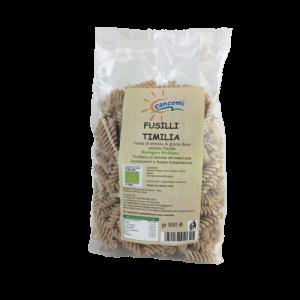 Fusilli di grano antico Timilia