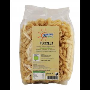 Fusilli pasta di grano duro Bio