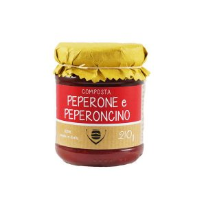 Composta di peperoni