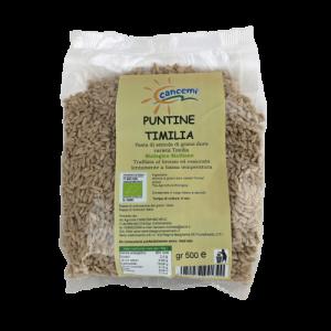 Puntine di grano antico Timilia