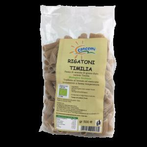 Rigatoni di grano antico Timilia