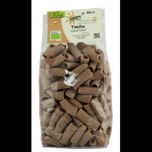 Rigatoni integrali di grano antico Timilia