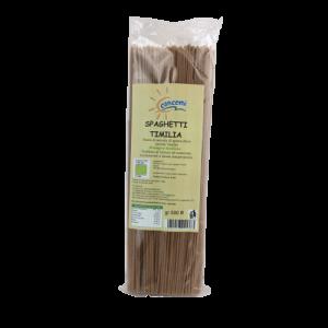 Spaghetti di grano antico Timilia