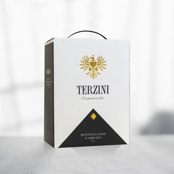 Montepulciano d'Abruzzo bag in box