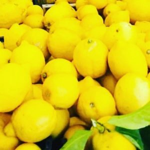 Limoni di Sicilia vendita on line