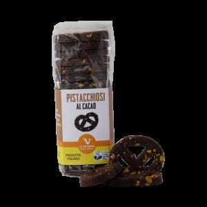 Pistacchiosi al cacao
