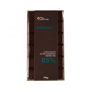 Tavoletta Mangidy 85% Pasticceria Marisa