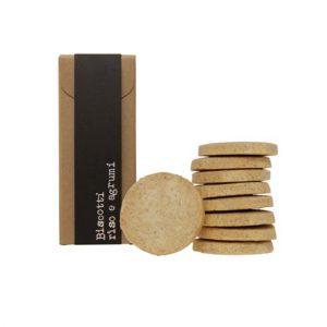 Biscotti Riso e Agrumi