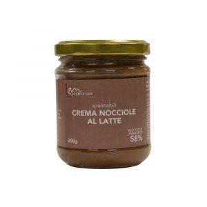 Spalmabile Latte con Nocciola Piemonte IGP