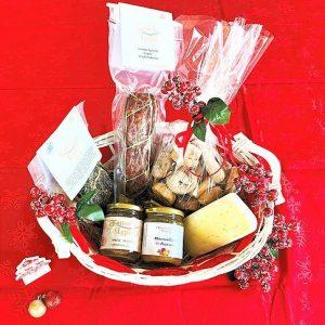 Box Natale Degustazione Lazio