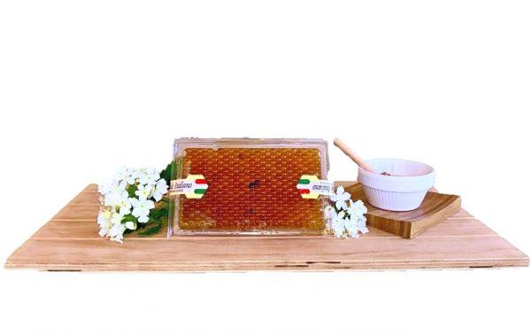 Miele in Favo biologico