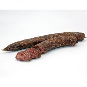 Salame di fegato marchigiano
