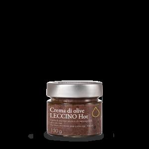 Crema di olive Leccino Piccante