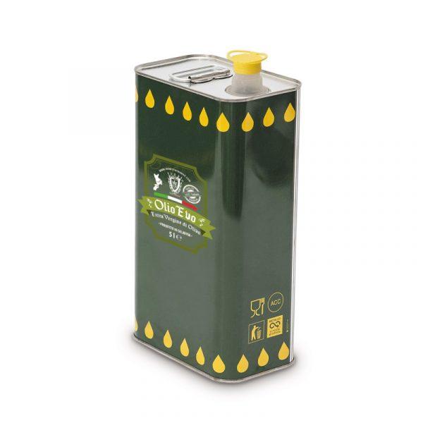 Olio extravergine calabrese