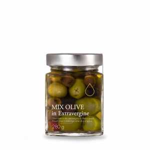 Mix Olive Condite