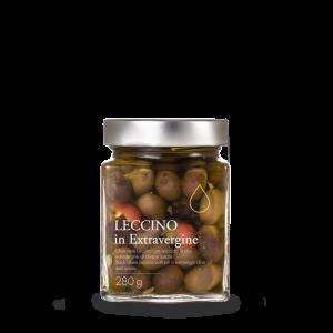 Olive Leccino Condite