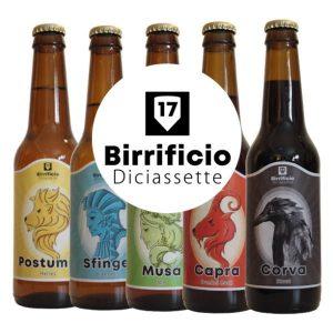 Mix 6 bottiglie birra