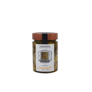 carciofini sott'olio artigianali