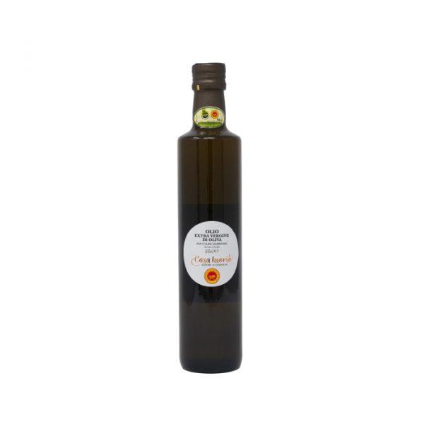 Olio delle Colline Salernitane bottiglia